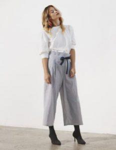 Pantalones Navy