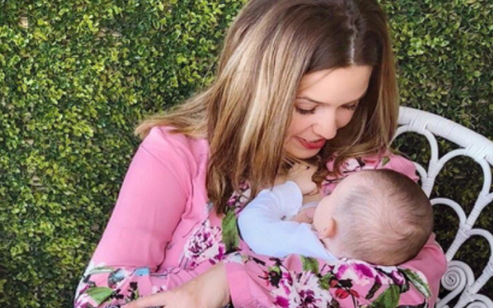 ¿Eres una mamá lactante?